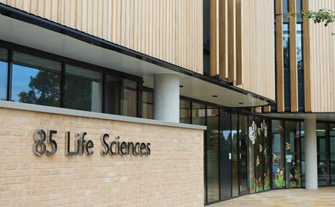 Life Sciences building