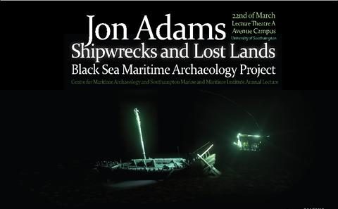 Shipwrecks and Lost Lands