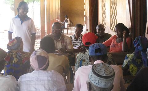 ghana meeting