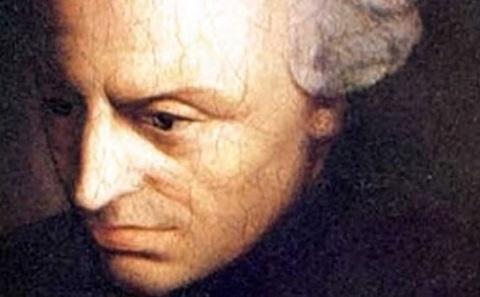 Portrait of Kant