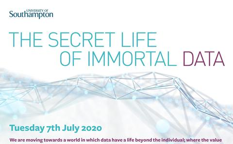 The Secret Life of Immortal Data