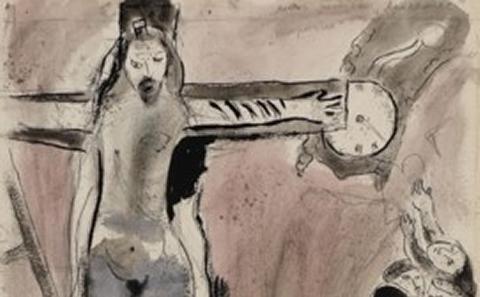 Image: Marc Chagall, « Apocalypse e