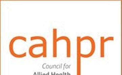 CAHPRN logo