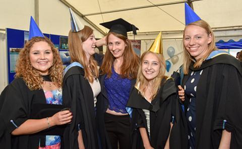Graduation Summer 2015