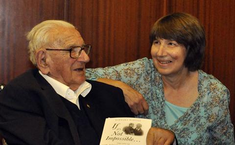 Sir Nicholas and Barbara Winton