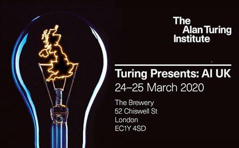 Turing Presents - AI UK
