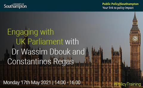 Engaging with UK Parliament