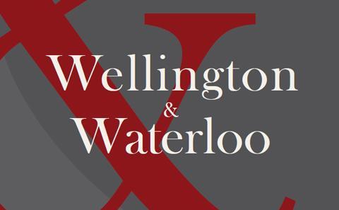 Wellington and Waterloo exhibition.