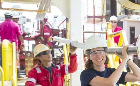 50 years scientific ocean drilling