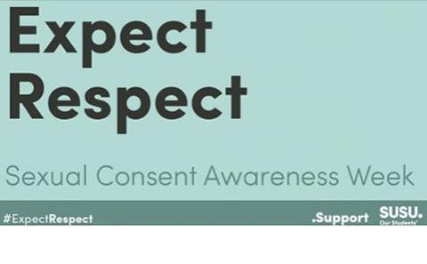 Sexual Consent Awareness Week