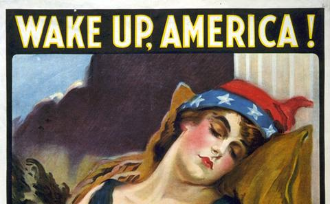 America Sleeps