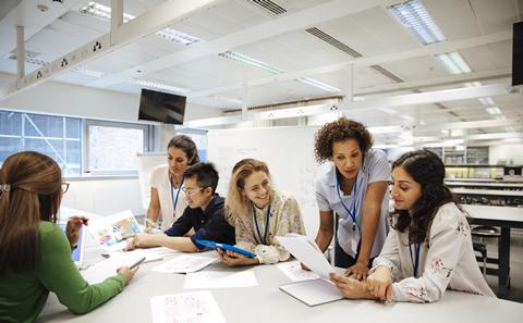 Group study workshop