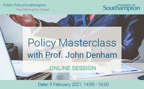 Policy Masterclass