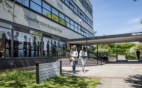 Southampton Business School Webinar Msc Business Analytics And Finance Faculty International Office University Of Southampton