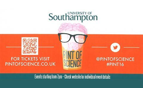 Pint of Science 2016