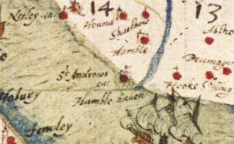 Henry VIII's Solent defenses