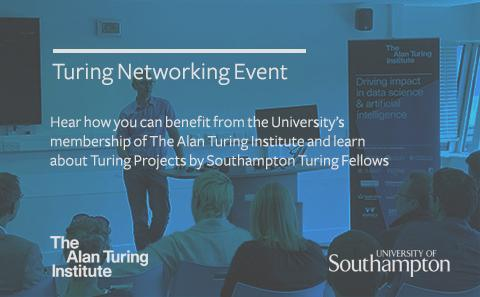 Turing Networking Event