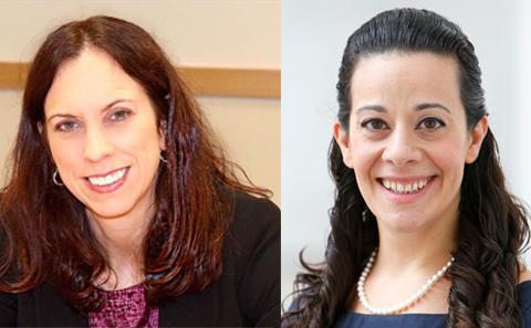 L to R: Colleen Shogan, Kate Zwaard