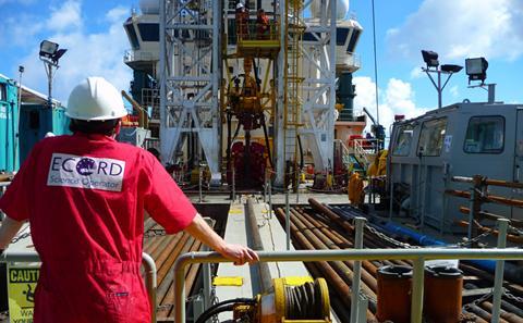 50 years of ocean drilling