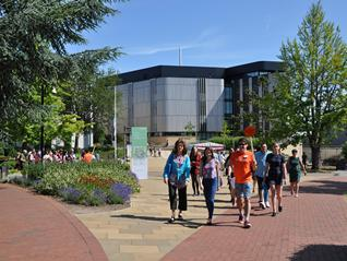 Highfield campus tour