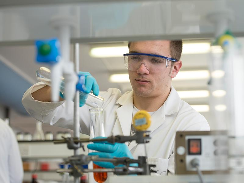 Undergraduate Chemistry degrees