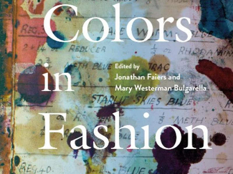 Colours in Fashion book