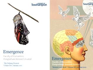 Past Emergence covers