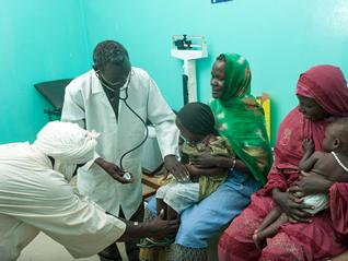 (C)Klaus Wohlmann - Hospital, Chad