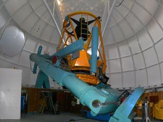 OAN-SPM Telesc. 2.1 m