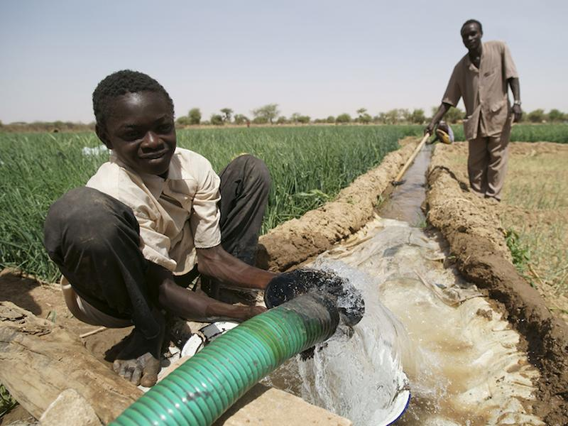 (c)Klaus Wohlmann - Clean Water, Chad