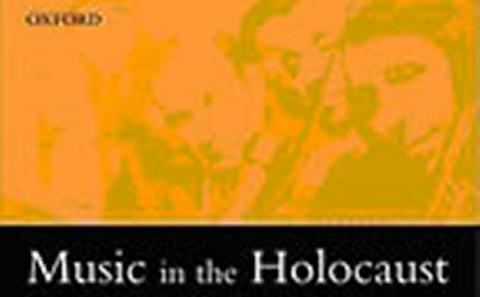 Music and the Holocaust by Dr Shirli Gilbert