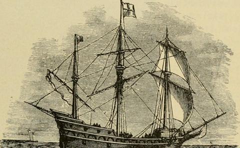 Tudor Ship