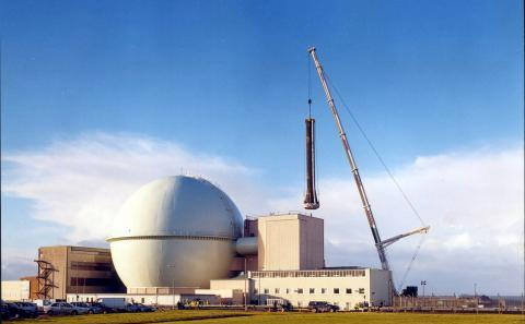 Image courtesy of Dounreay Site Restoration Ltd
