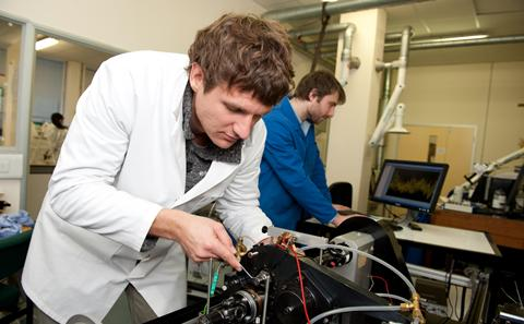 University of Southampton is the home of the national Centre of Advanced Tribology (nCATS)