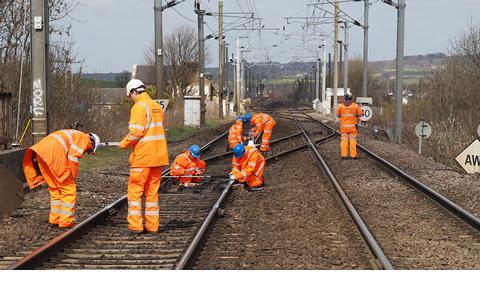 Enhancing rail infrastructure