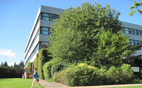 Highfield Campus: Shackleton Building