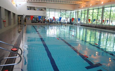 Jubilee Swimming Pool