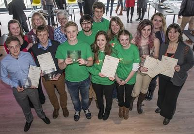 Sustainability Action Award Winners