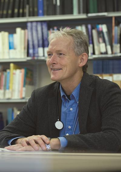 Portrait of Paul Little