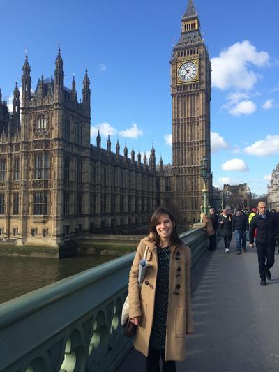 Catarina at SET for BRITAIN