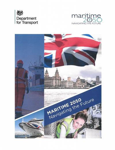 Launch of Maritime 2050