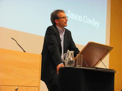 Jason Cowley
