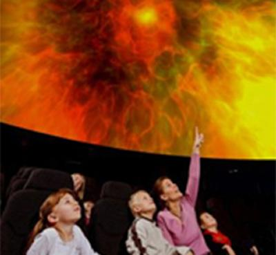 INTECH planetarium