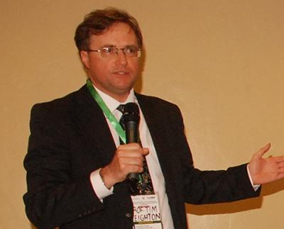 Professor Tim Leighton