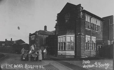 University War Hospital
