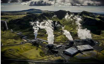 eykjavik Energy's Hellisheidi plant