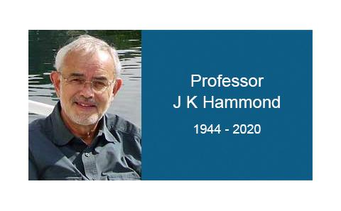 Prof Joe Hammond