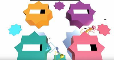 Screenshot of a game