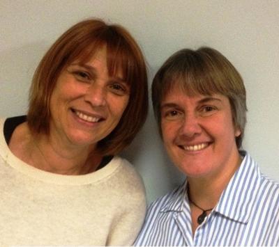 Dr Sally Curtis, Dr Judith Holloway