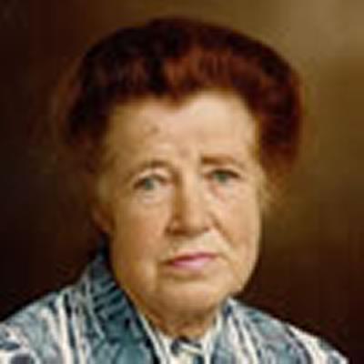 Dame Barbara Clayton